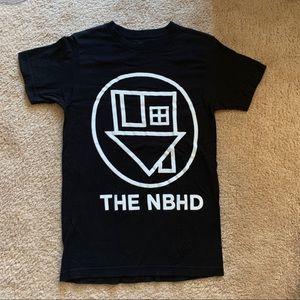 Tops - The Neighbourhood band T-shirt sz XS